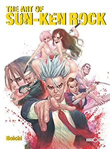 The Art of Sun-Ken Rock Edition simple One-shot