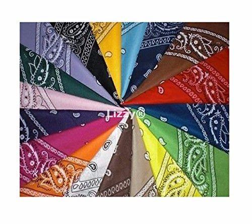 lizzyr-lot-de-12-bandanas-en-100-coton-motif-cachemire