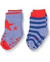 Sterntaler Baby - Jungen Socken Abs-krabbelsöckchen Dp Stern