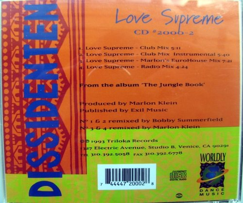 Love Supreme: Alle Infos bei Amazon