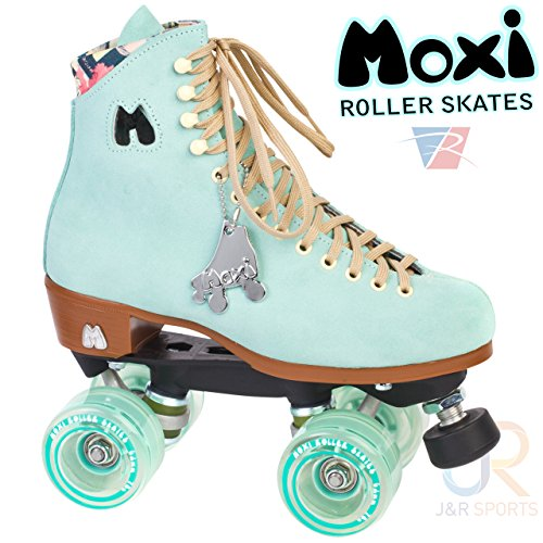 Used, Moxi Lolly Quad Roller Skates - Floss (US 6 (UK 4.5-5)) for sale  Delivered anywhere in UK