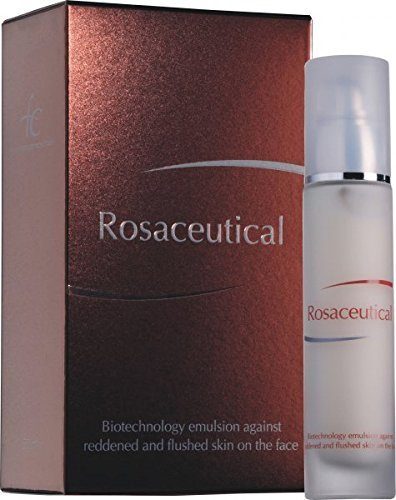 Cosmeceuticals Rosaceutical Biotechnology Emulsion against reddened and flushed skin on the face / Biotechnologische Emulsion gegen gerötet und errötete Haut auf dem Gesicht 50 ml Made in Switzerland (Versammlung Der Alten Männer)