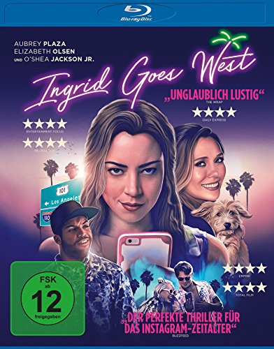 Ingrid goes West [Blu-ray] ()
