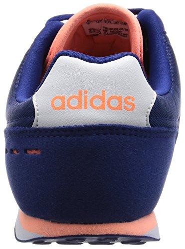 Adidas City Racer W, Scarpe da Corsa Donna, Nero (Negbas / Ftwbla / Rosimp) Multicolore (Tinuni / Ftwbla / Brisol)
