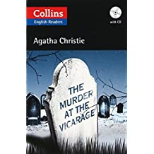 The Murder at the Vicarage, w. Audio-CD (Collins English Readers)