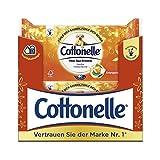 Cottonelle Feuchte Toilettentücher mein Spa Erlebnis mit Orangenöl, 12er Pack (12 x 42 Tücher)
