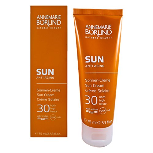 Annemarie Börlind Sun Anti Aging unisex, Cream SPF30, 1er Pack (1 x 75 ml)