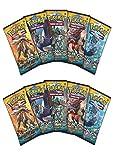 #3: Pokemon cards Sun Moon 10 Booster Packs