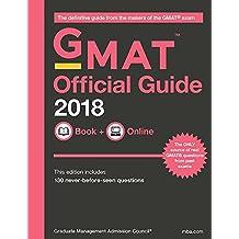 GMAT Official Guide 2018: Book/Online