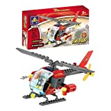 Best Gifts For A 4 Year Old Boy - Sunsoar Fire Helicopter Educational Building Blocks Boy's Bricks Review