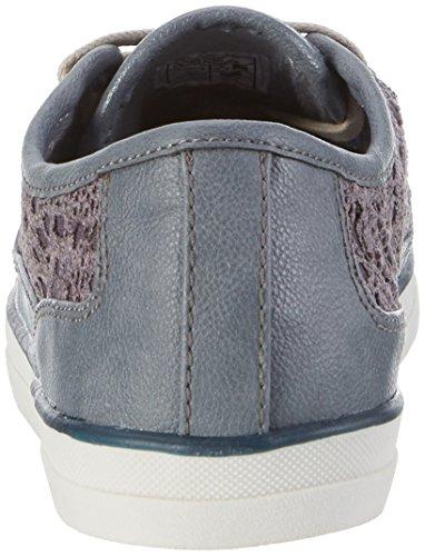 Supremo 2723202, Sneakers basses femme Bleu jean