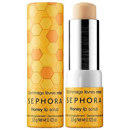 SEPHORA COLLECTION Lip Scrub Honey - exfoliating & smoothing (scrub) - Lush Lip