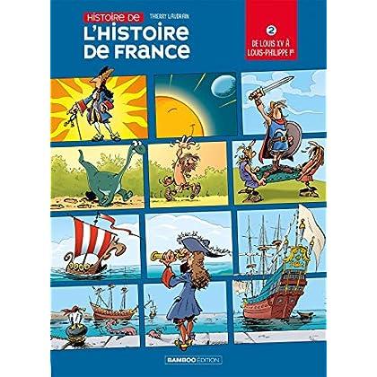 L'histoire de l'histoire de France - Tome 2