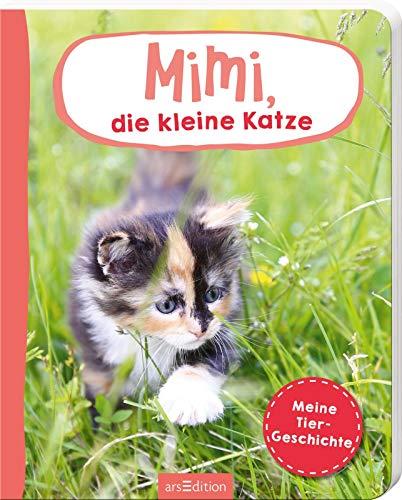 Erste Fotogeschichte: Mimi, die kleine Katze: Meine Tiergeschichte
