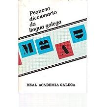 Pequeño diccionario da lingua galega