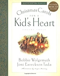 CHRISTMAS CAROLS KIDS HEART WITH CD PB (Hymns for a Kid's Heart)