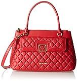 Love Moschino JC4014, Borsa con Maniglia Donna, Rosso (Red), 14x26x40 cm (B x H x T)
