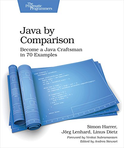 Java By Comparison: Become a Java Craftsman in 70 Examples (English Edition)