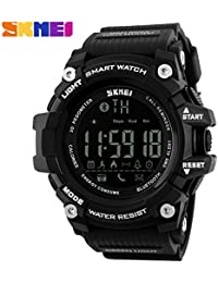 ETbotu Outdoor Sports Smart Digital Watch With Bluetooth 4.0 Pedometer Waterproof Fitness Watches Compatible With...