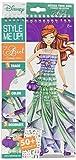 Style me up - Malbuch mit Schablonen und Stickern - Skizzenbuch zum Erstellen der Fashion-Kollektion von Ariel - SMU-2001