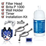 Best Under-sink Water Filtrations - Brita Undersink Water Filter Installation Kit: Filter Cartridges Review