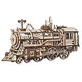 Gettesy Laser Cut Puzzle en Bois - Ensemble de modèles de Construction - Jeu de Puzzle en 3D - Puzzle 3D Jouet Cadeau pour Adulte Enfant 8 Ans
