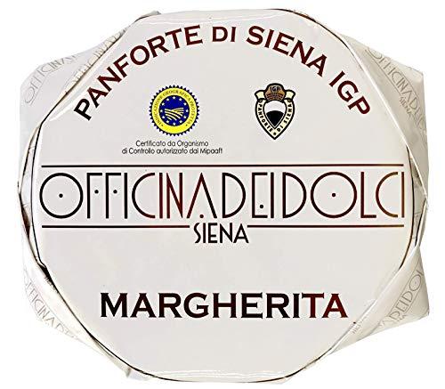 PANFORTE DI SIENA IGP- MARGHERITA- 2 CONFEZIONI DA 500 GR