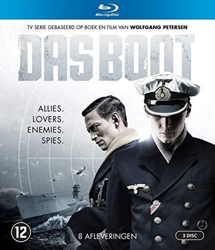 Preisvergleich Produktbild Das Boot - Staffel 1 - TV Fernsehserie 2018 [Blu-ray]