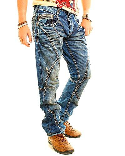 L'opic & Baxx Jeans c-894 Bleu - Bleu