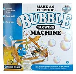 Bubble Blowing Machine Kit
