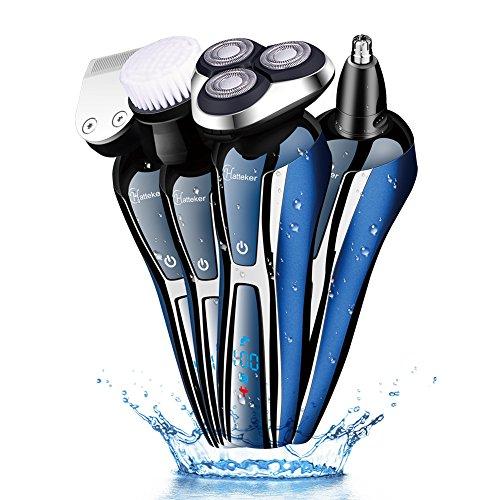 afeitadora eléctrica multifunción