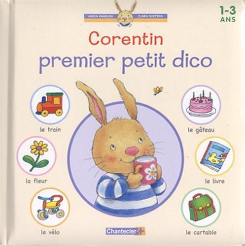 Corentin premier petit dico (1-3 ans)