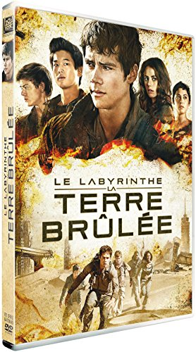 Le labyrinthe.2 : la terre brûlée
