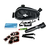 Best Bicycle Tool Kits - BTR Large Corner Frame Pannier Bicycle Bike Bag Review