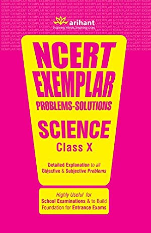 NCERT Exemplar Problems-Solutions SCIENCE class 10th