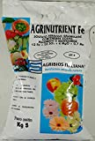 Agribios Agrinutrient Fe Confezione Da 5 Kg