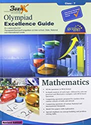 Olympiad Excellence Guide for Mathematics (Class-7)