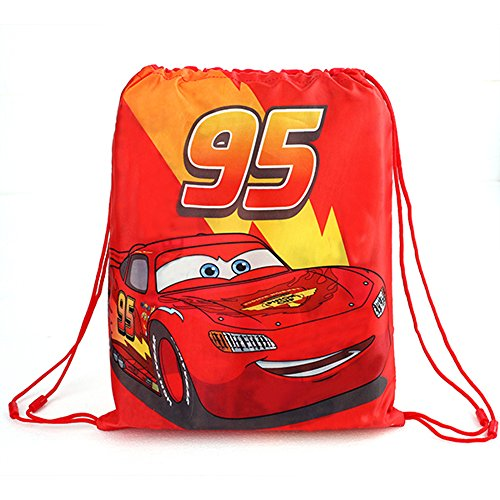 Image of Disney Cars Lightning McQueen Trainer / Gym / PE / PVC Swim School Bag