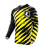 Uglyfrog 2018 New Sports Wear Herren Downhill/MTB Jersey Mountain Bike Shirt Fahrradtrikot Langarm Freeride BMX Fr¨¹Hling Top