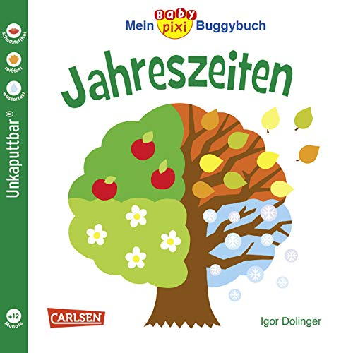 Baby Pixi 45: Mein Baby-Pixi Buggybuch: Jahreszeiten (45)