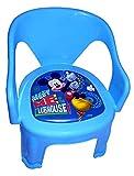 #5: TruGood Soft Cushioned Plastics Baby Chairs (Blue)