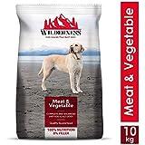 Wilderness Meat and Vegetables Adult Dog Food, 10 kg