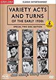 Classic Entertainment - Variety Acts And Turns Of The Early 1930's [DVD]