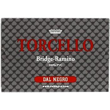Dal Negro 20005/Ramino S Cartes de Jeu Siro Double