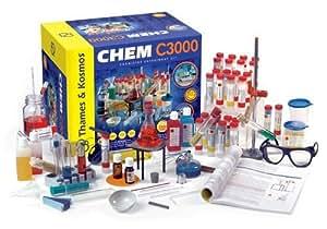 Kosmos - 645014 - Construction Et Maquettes - Boîte à Expérimentation Boîte à Expérimentation Chimie C3000