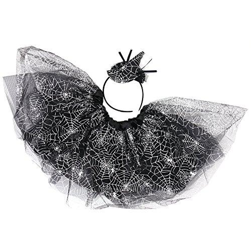 Herren Anzug Masquerade (Per Halloween Masquerade Rock Hut Set Tutu & Headwear Träume Halloween Kostüme für Mädchen)