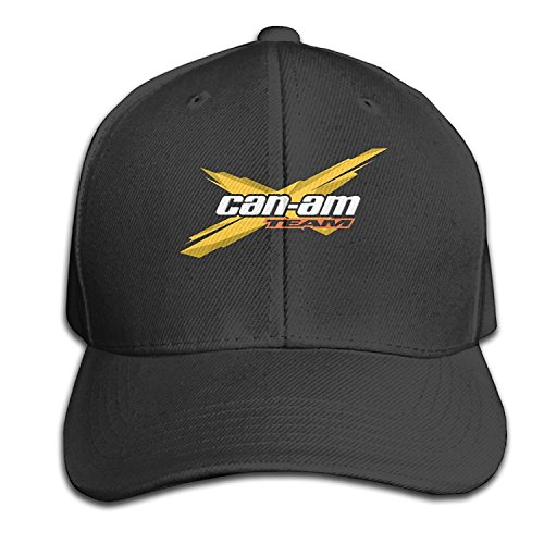 Mensuk UANLA Can Am Spyder Roadster Snowmobile Adjustable Snapback Hats Baseball Caps