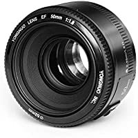 YONGNUO YN50mm F1.8 Lens Large Aperture Auto Focus Lens For Canon EF Mount Rebel DSLR Camera-yn 50mm for Canon