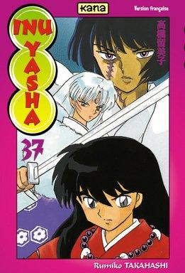 Inu Yasha Vol.37 par TAKAHASHI Rumiko