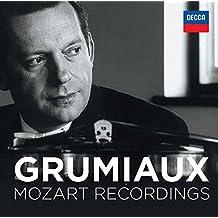 Arthur Grumiaux: Mozart Recordings (Coffret 19 CD)